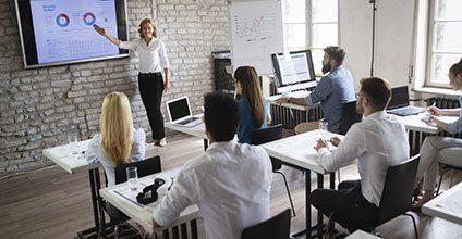 Formación gratuita en Gestión de la formación de demanda en las empresas