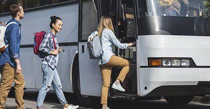 Formación gratuita en Tráfico de viajeros por carretera