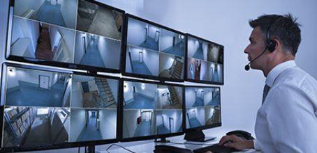 Vigilancia en centros de internamiento y dependencias de seguridad