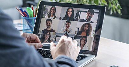 Formación gratuita en Cómo organizar una reunión virtual